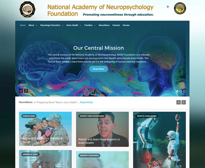 National Academy of Neuropsychology Foundation
